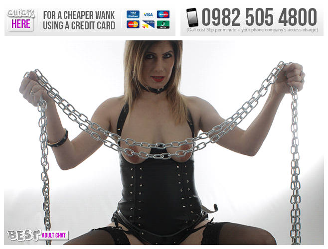 Dominatrix Phone Sex Best Adult Chat Lines Live 35p